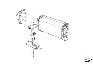 蒸發器 / 膨脹閥 自動恆溫空調