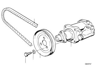 Hydr.řízení-lopatkové čerpadlo/jedn.díly