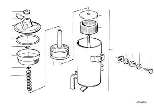 Caja de aceite / Piezas sueltas