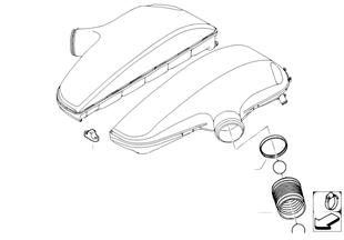 흡기다기관-설치부품