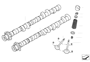 밸브-타이밍-캠축/윤활
