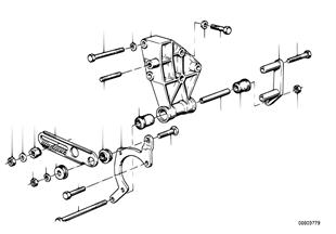 파워 스티어링-베인펌프/마운팅 브래킷
