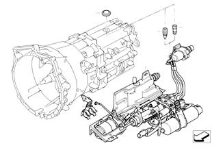GS6S37BZ(sekv.převod.) hydraul. jednotka