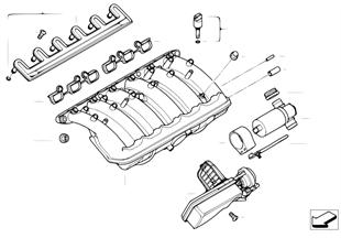 Intake manifold system