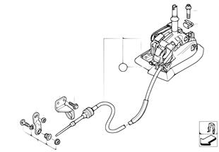 Řazení Steptronic automatická převodovka