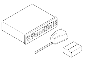 Radio installation kit