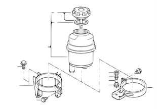 Oil carrier/single parts
