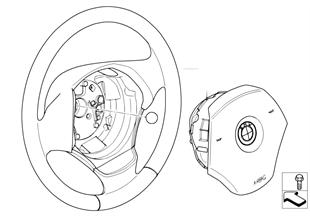 Τιμόνι με αερόσακο