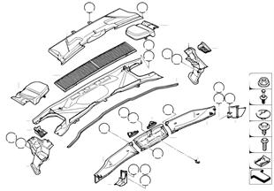 Microfiltro/filtro di carbono activato