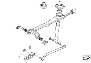 Mecanismo caixa vel.manual/trac.integr.