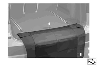 Protective loading edge mat