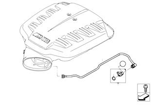 Crankcase-Ventilation