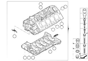 Blok silnika
