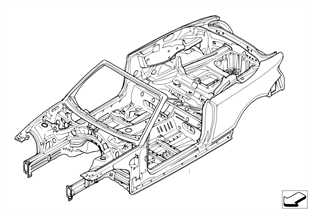Armazón de carroceria