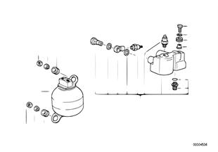 Регулятор давления/пневмоаккумулятор