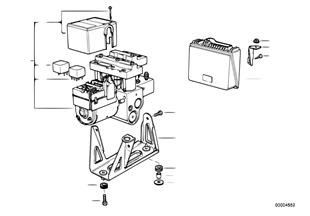 Sistema antibloqueo asc+t/mech de mando