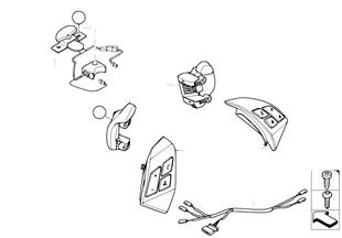 Boîtier électronique volant