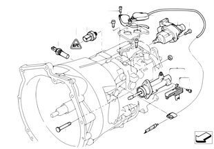 แอ๊คทูเอเตอร์/เซ็นเซอร์ GS5S31BZ(SMG)
