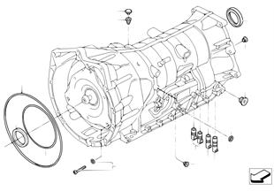 GA6HP26Z Car.peças complem.tracção int.