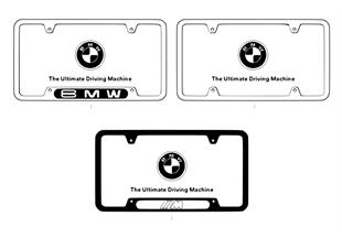Rámeček registrační značky