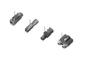 Stekkerhuis antennekabel FAKRA