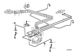 Remleidings voor abs/asc+t