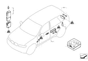 各種指示燈/備用燈盒