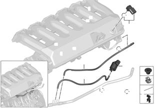 進氣系統 - 真空調節