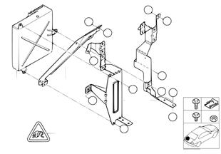 Verstärker / Halter Hifi System