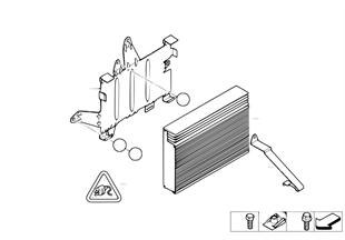 Verstärker/Halter HiFi Professional DSP