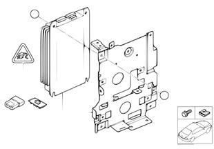 Amplifier/holder, HiFi Professional DSP