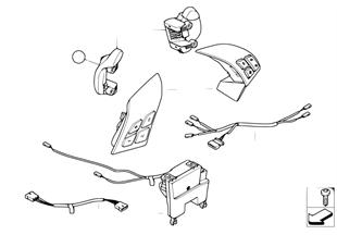 Unidad electrónica volante