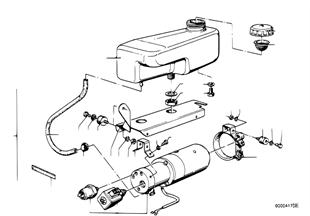 차고제어시스템/펌프 유닛