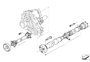 Bmw E90 Cylinder Diagram as well Retrofitting conversion accessories together with BMW Group Geschaeftsbericht 2008 2729 besides Nissan Versa Check Valve Location furthermore Drive shaft. on 2009 bmw x3