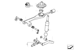 手動變速箱換檔 / 柴油引擎