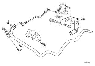 Regul.del nivel/valvula regulad./piezas
