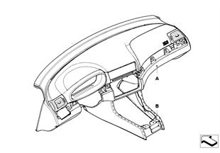 Painel instrumentos Individual pele