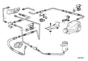 EH-Sperre-Leitungen/Befestigungsteile