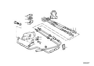 Regulação do nível/tubos dianteiros