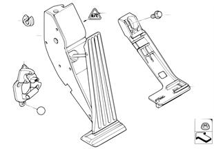 가속/가속페달모듈