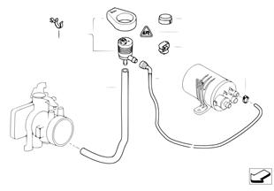 燃油箱通氣閥