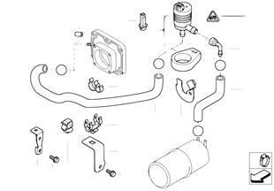 Odvzdušňovací ventil nádrže