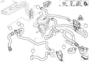 冷卻液軟管 停車預熱裝置 IHKA 高級