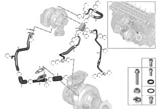供油 渦輪增壓器