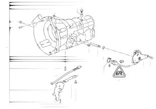 A5S310Z ケース 取付け部品付