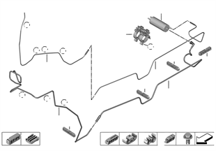 燃油管路/燃油濾清器
