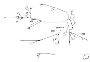 Kablo grubu, Motor