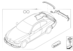 Aerodynamiek-pakket grondverf