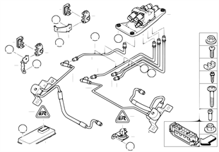 Kleppenblok en mont.delen/Dynamic Drive