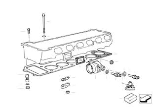 Cilinderkop aanbouwdelen